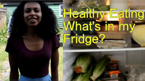 My Clean Grocery List, Part 1, What's in my Fridge