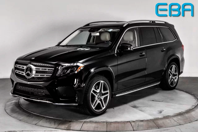 2019 Used MercedesBenz GLS GLS 550 4MATIC SUV at Elliott