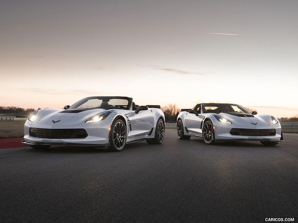 2018 Chevrolet Corvette Carbon 65 Edition Wallpaper