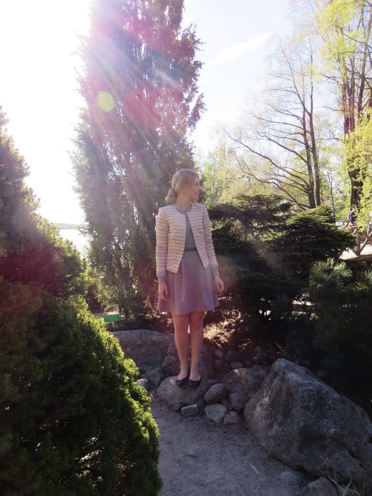 Alkukesä Arboretumissa