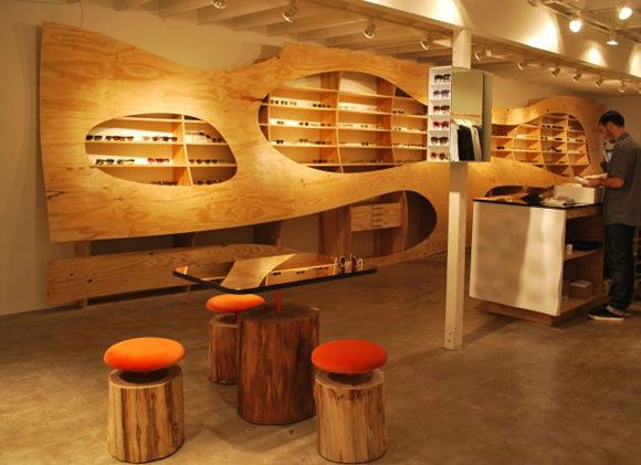 Sunglasses Store Interior Design Ideas By Ilan Dei Studio