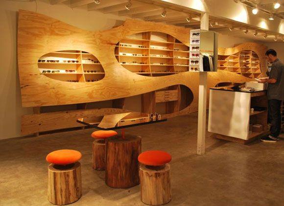 store interior design ideas | Sunglasses Store Interior Design ...