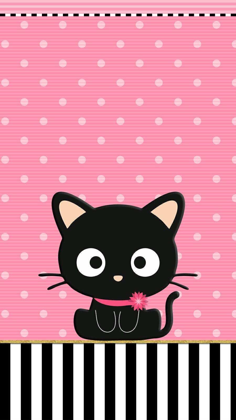 Wallpaper iphone keroppi -  Chococat Wallpaper Iphone Pink