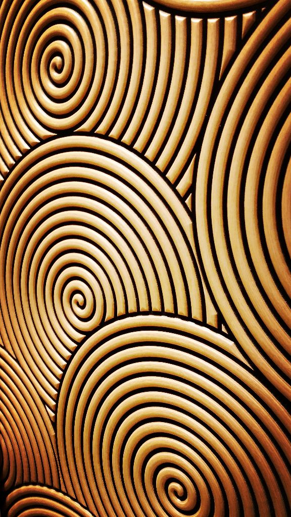 Layered Veneer Carved Panel is a 2-layer wood product, consisting of ...
