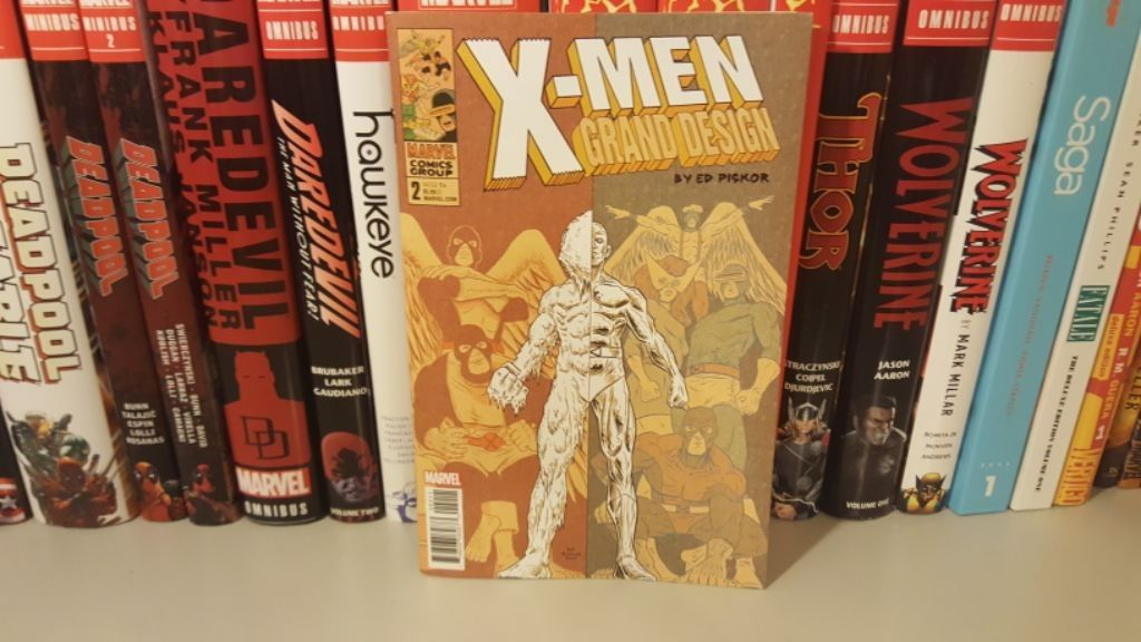 Xmen Grand Design Vol 1 Issue 2 Overview Video Https M Youtube Com Watch V Sid5sv9ya9w Xmen Marve Comic Book Collection Comic Collection Comic Book Store