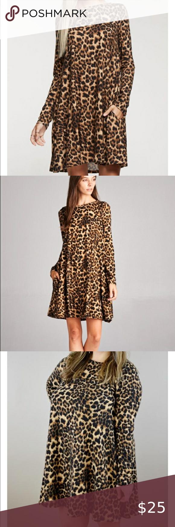 Leopard Cheetah Print Long Sleeve Dress Long Sleeve Print Dress Grey Long Sleeve Dress Long Sleeve Jersey Dress [ 1740 x 580 Pixel ]