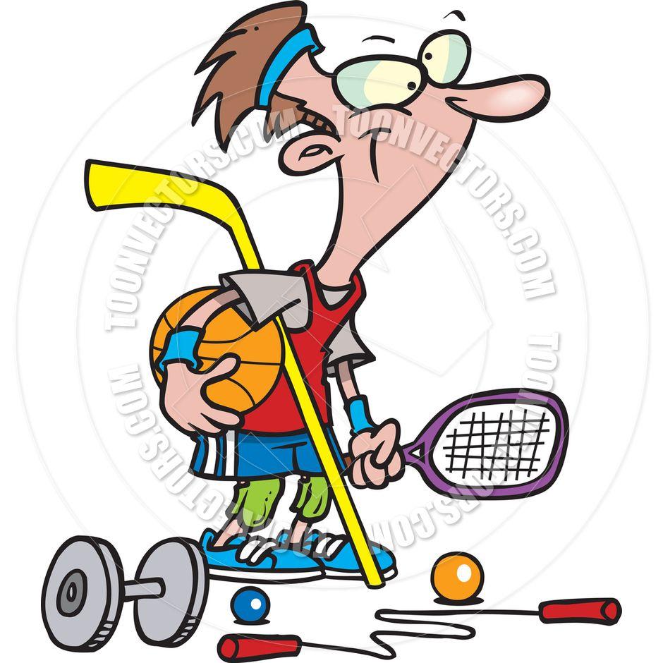 Cartoon Images Of Sports Cartoon Sports Addict Cartoon Cartoon Images Cartoon Man