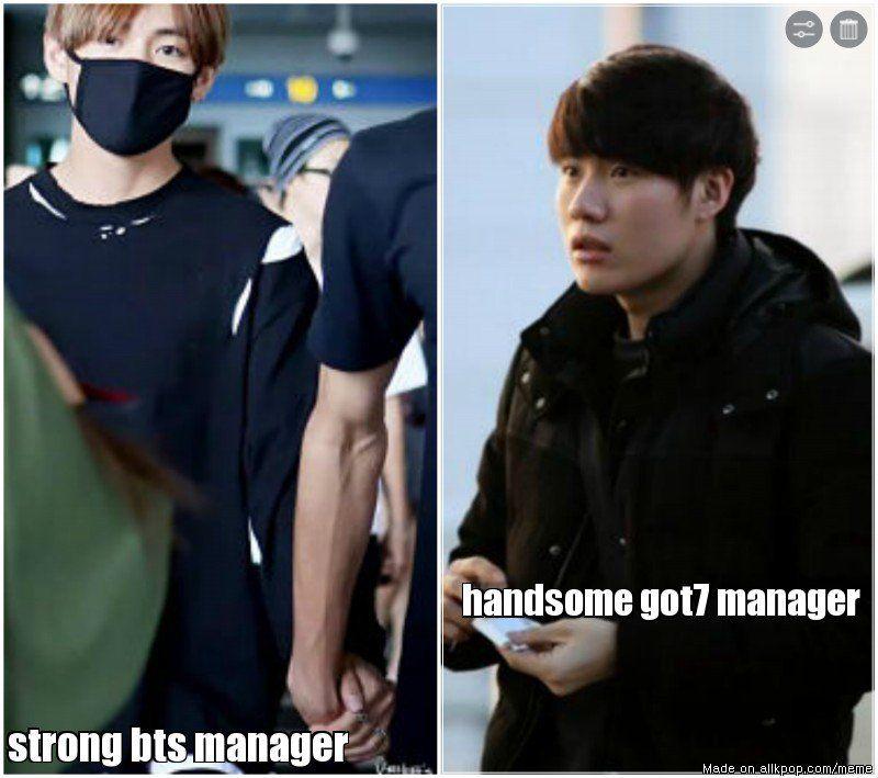 Kpop Managers Allkpop Meme Center Memes Kpop Funny Bts Funny