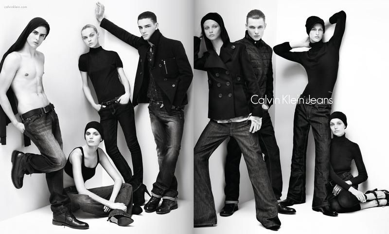 CK Jeans F W 08 (Calvin Klein) All people in this campaign  Steven ... fd8ed8d071