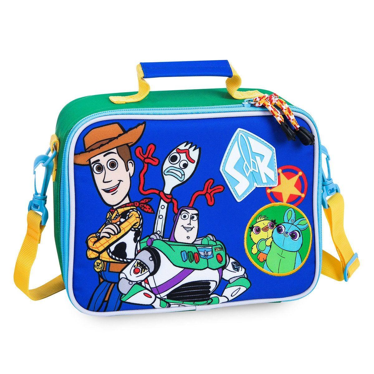 PIXAR Character Kids Children 3D Toy Story 4 Backpack 2019 Disney School Bag