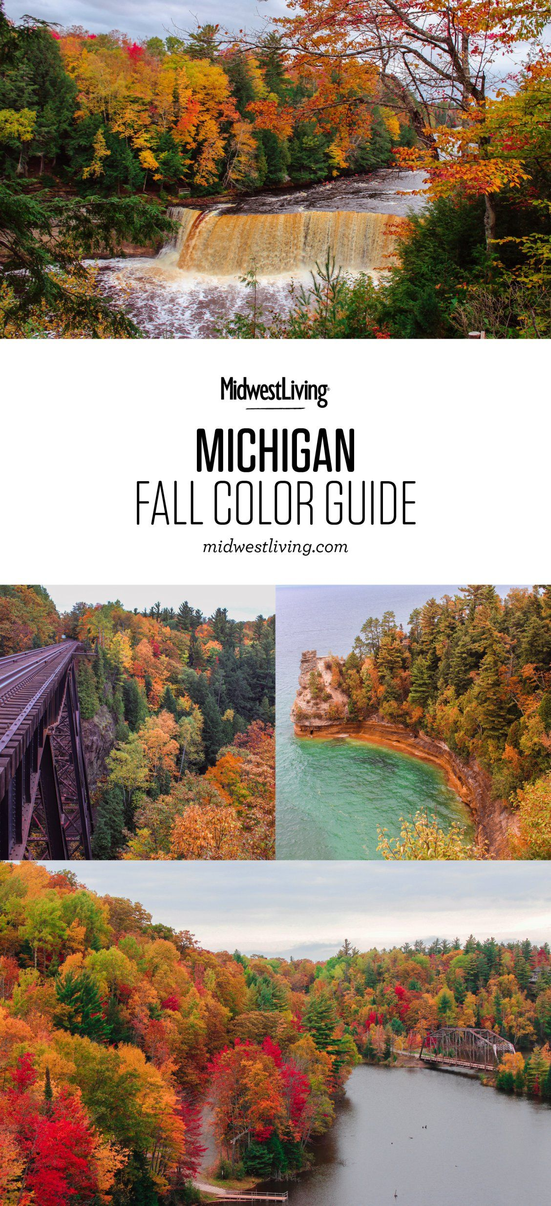 Pictures Of Michigan Fall Colors