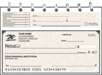 what is a check register