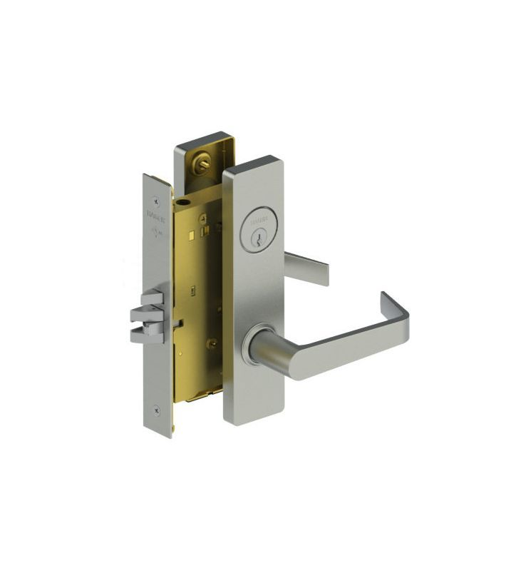 clutched commercial locks door electronic schlage entry keyed grade keyless doors