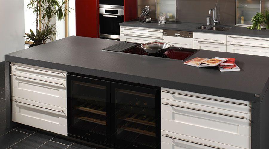 Unsere verschiedenen Arbeitsplatten #kuechenmeyer #kueche #kuechen - küchen granit arbeitsplatten