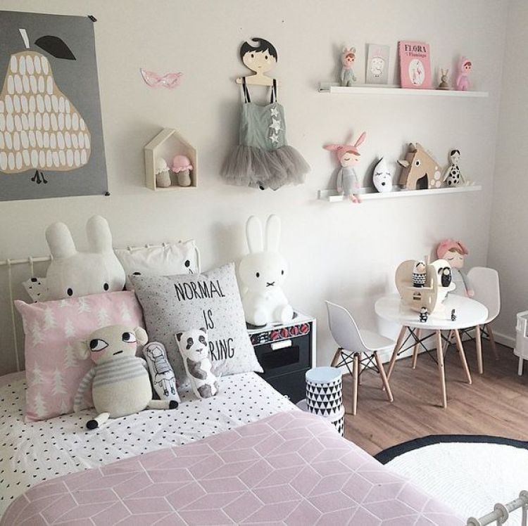 Ebabee likes five of the best pink girls rooms childrens rooms pinterest chambres de filles chambre de et chambres