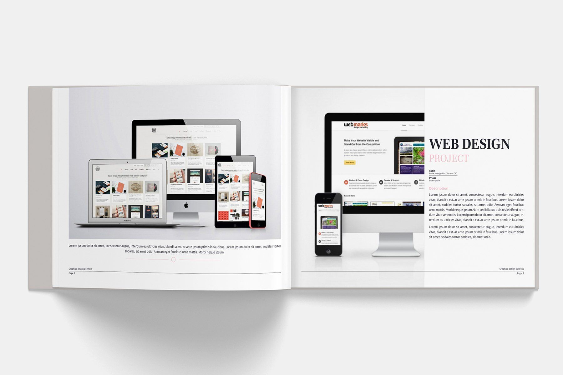 Brand Manual Portfolio Brand Manual Web Design Projects Portfolio Design