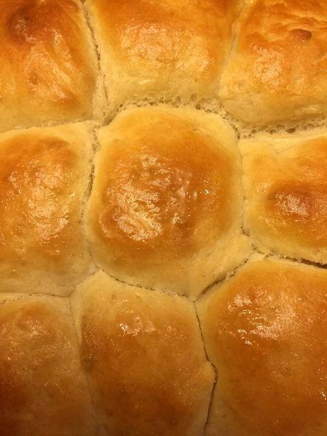 Easy Soft Bread Machine Dinner Rolls Recipe Bread Machine