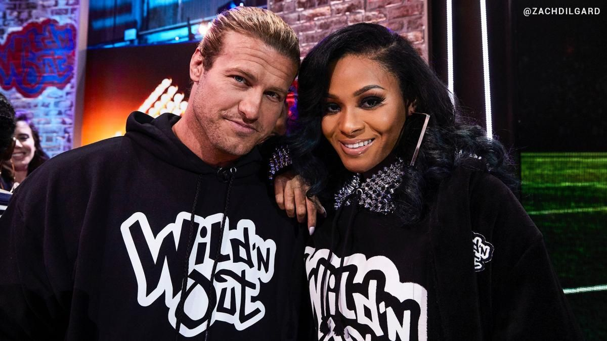 Photos Dolph Ziggler Joins Nick Cannon On Mtvs Wild N Out