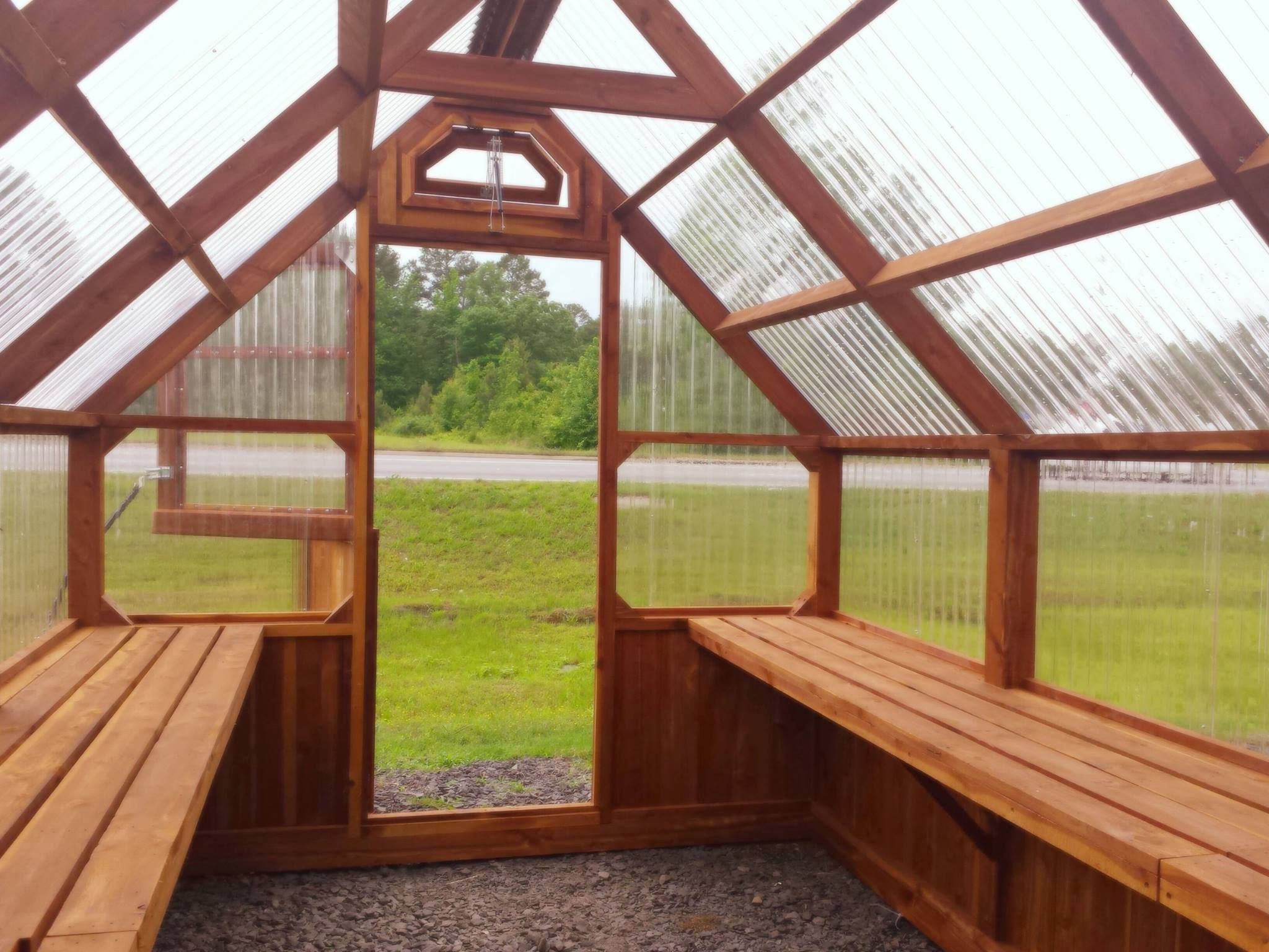 Yoder Built greenhouses. | Greenhouse, Diy greenhouse ...