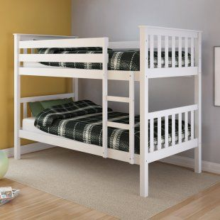 CorLiving Monterey Twin over Twin Bunk Bed