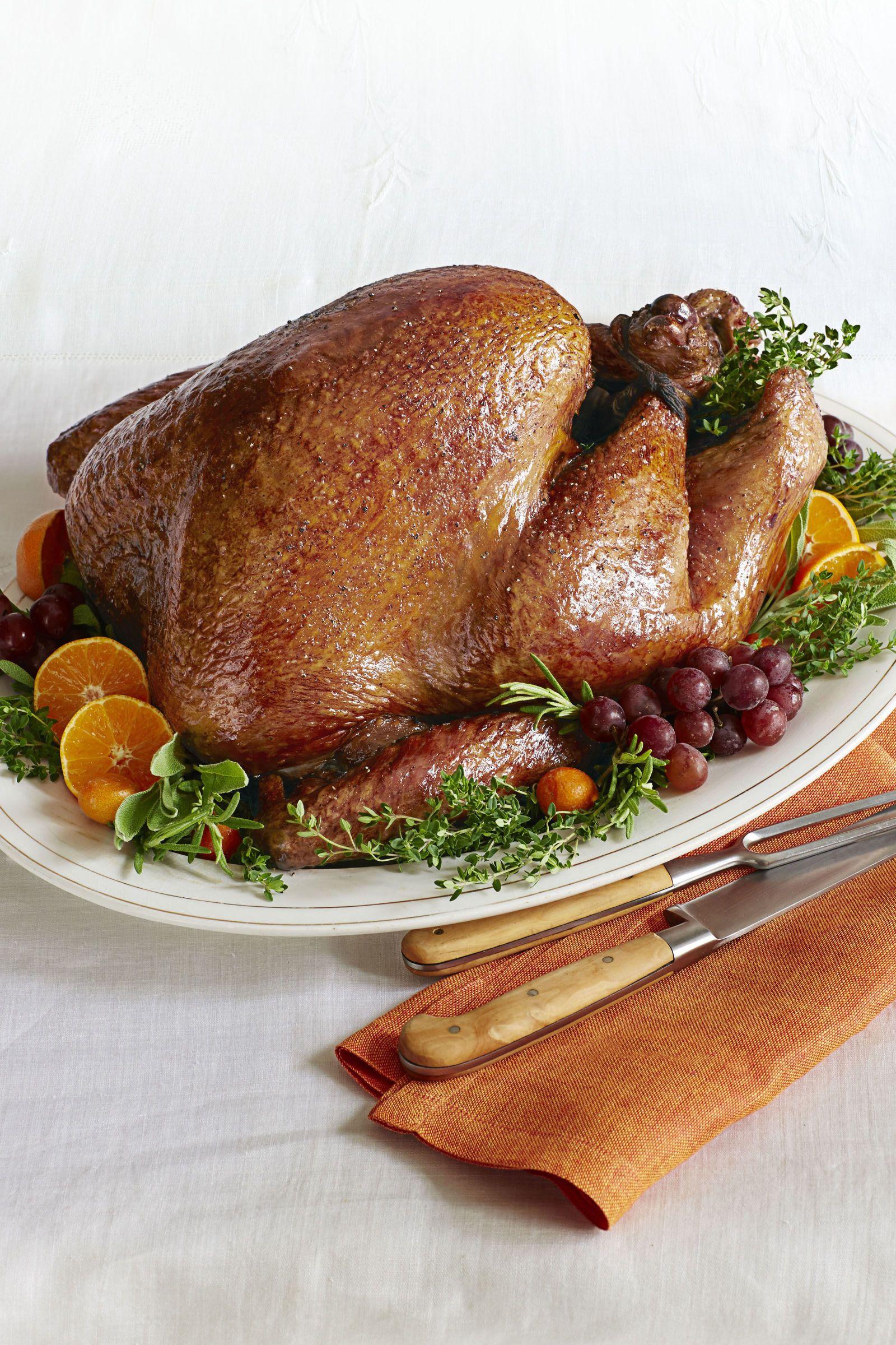 Luscious Roast Turkey - GoodHousekeeping.com
