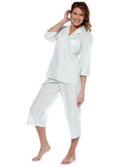 Miss Elaine Seersucker Pajama Belk Com Seersucker Pajamas Nightgowns For Women Seersucker