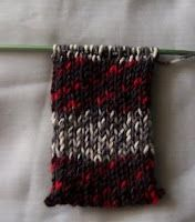 Very helpful post on double knitting