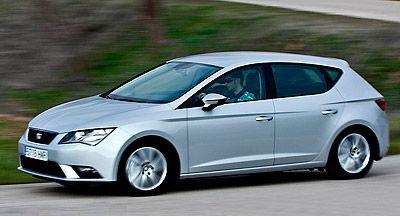 El nuevo SEAT León está disponible con carrocería de cinco puertas. Más adelante también habrá una de tres (denominada «SC») y otra familiar.