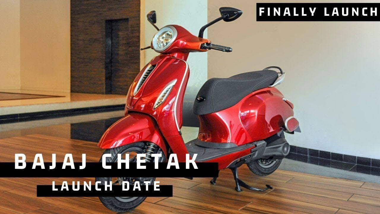 Finally Bajaj Chetak Electric Launch In India 🙈😱 Price