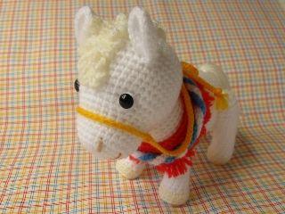 Amigurumis Caballitos A Crochet : Caballito amigurumi pagina japonesa crafts amigurumi