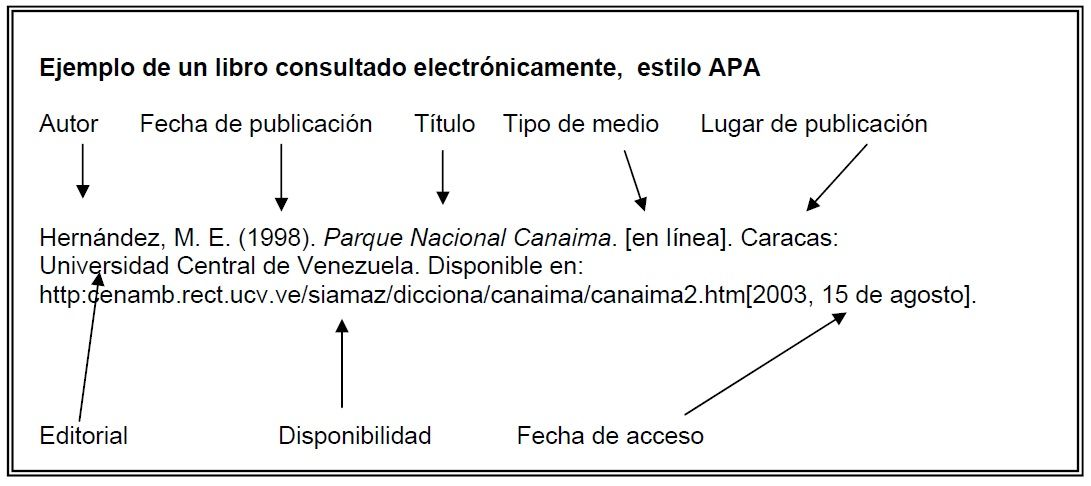 Generador Apa De Scribbr