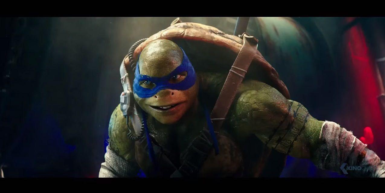 I Love Him D Leonardo Is The Best Tmnt 2016 Teenage Mutant