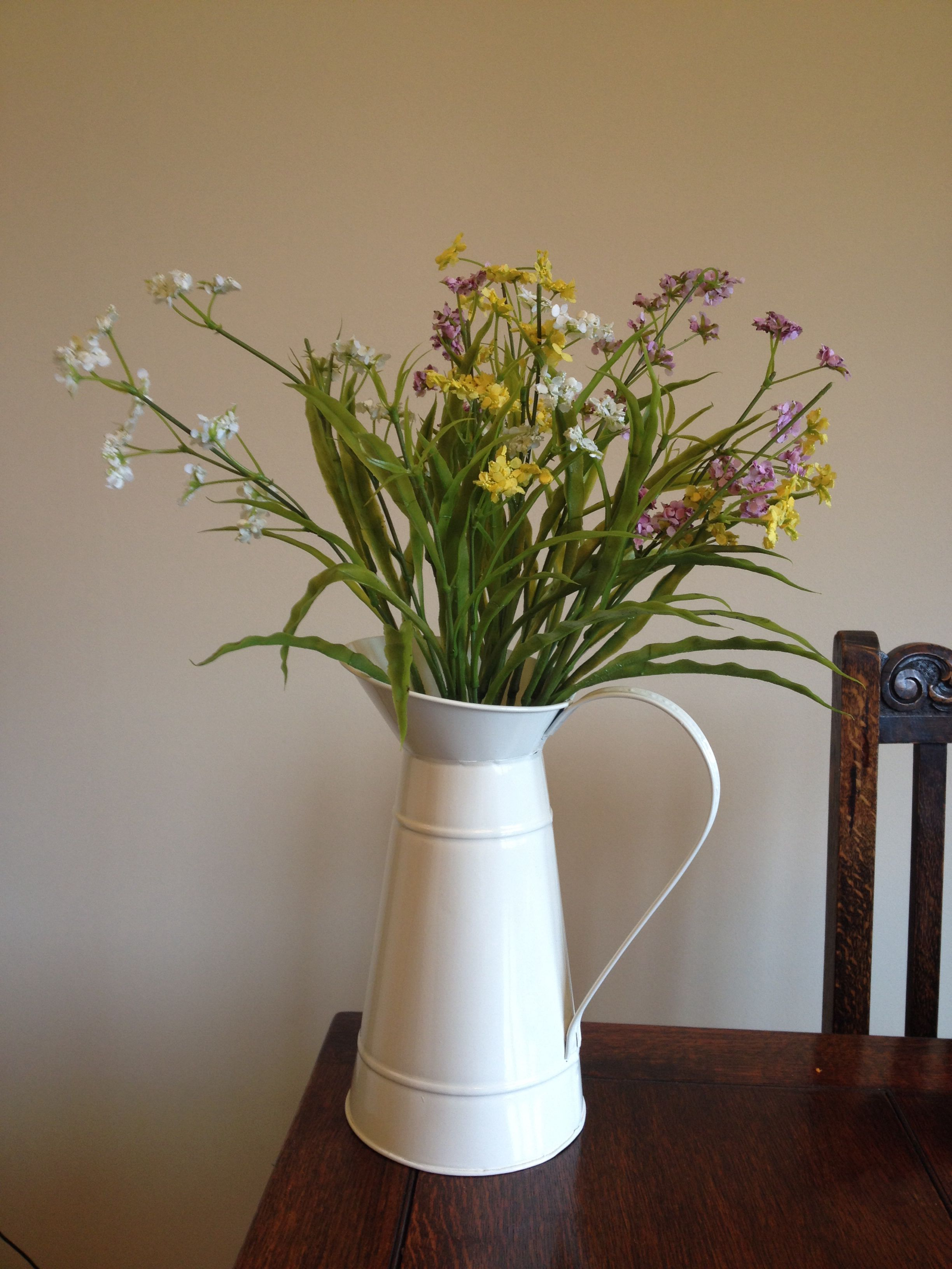 Jug of Flowers from Sainsburys   Living Room   Pinterest ... Flower Vase Sainsburys on taylor flowers, reed flowers, tesco flowers, sharp flowers, amazon flowers, clarke flowers, ikea flowers, monsoon flowers,