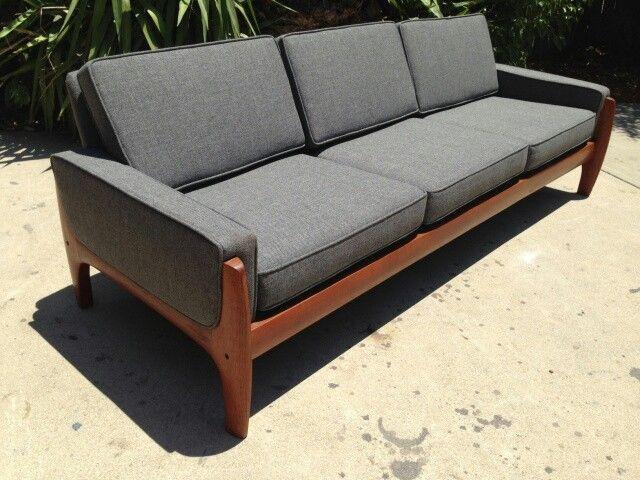 Danish MCM Couch