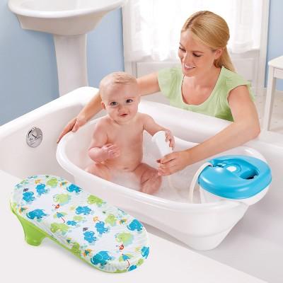 Summer Infant Newborn To Toddler Bath Center Shower Newborn
