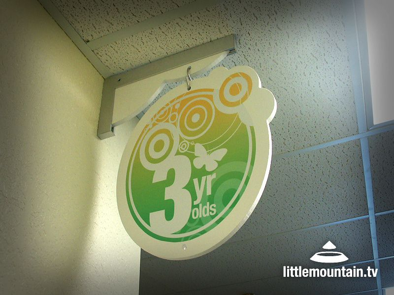 Kids Hallway Signs Church Nursery Decor Kids Church