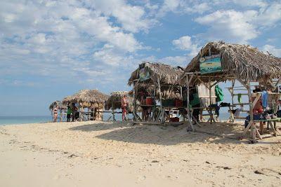 """Dominikanische Republik : """"Paradise Island"""" Punta Rucia im Norden der Domini..."""