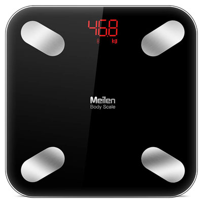 The 10 Best Digital Bathroom Scale In 2019 Reviews The Best A Z How To Get Motivated Body Composition Body Scale