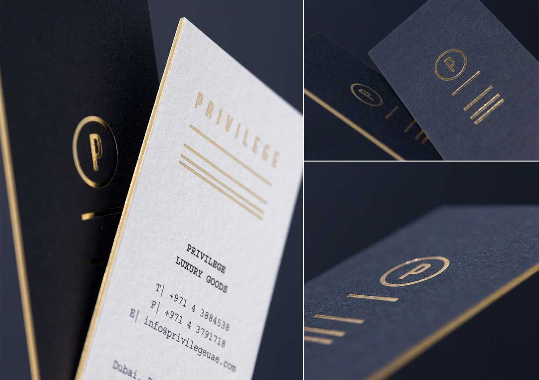 21 Inspiring Business Card Designs Best Of Feb 2015