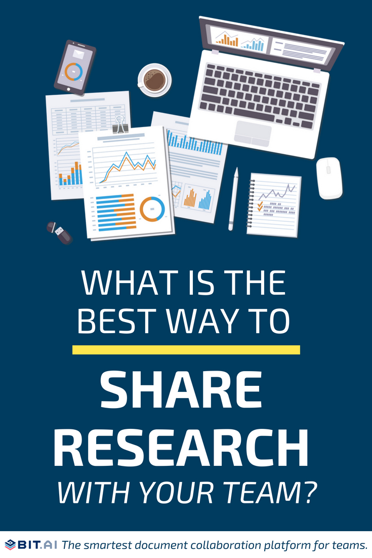 What Is The Best Way To Share Research With Your Team Share Research Team Organization Https Buff Ly 2iwknt7 Team Organization Research Teams
