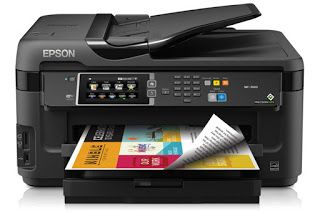 cd installation epson stylus dx7450