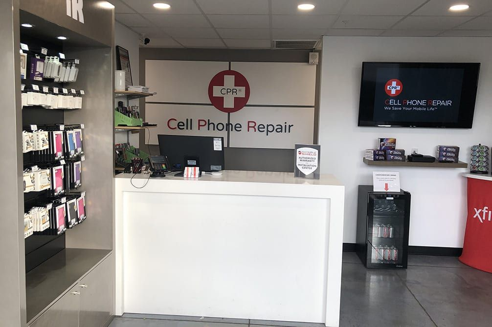 Trust the tech experts at CPR Cell Phone Repair Eugene, OR for a