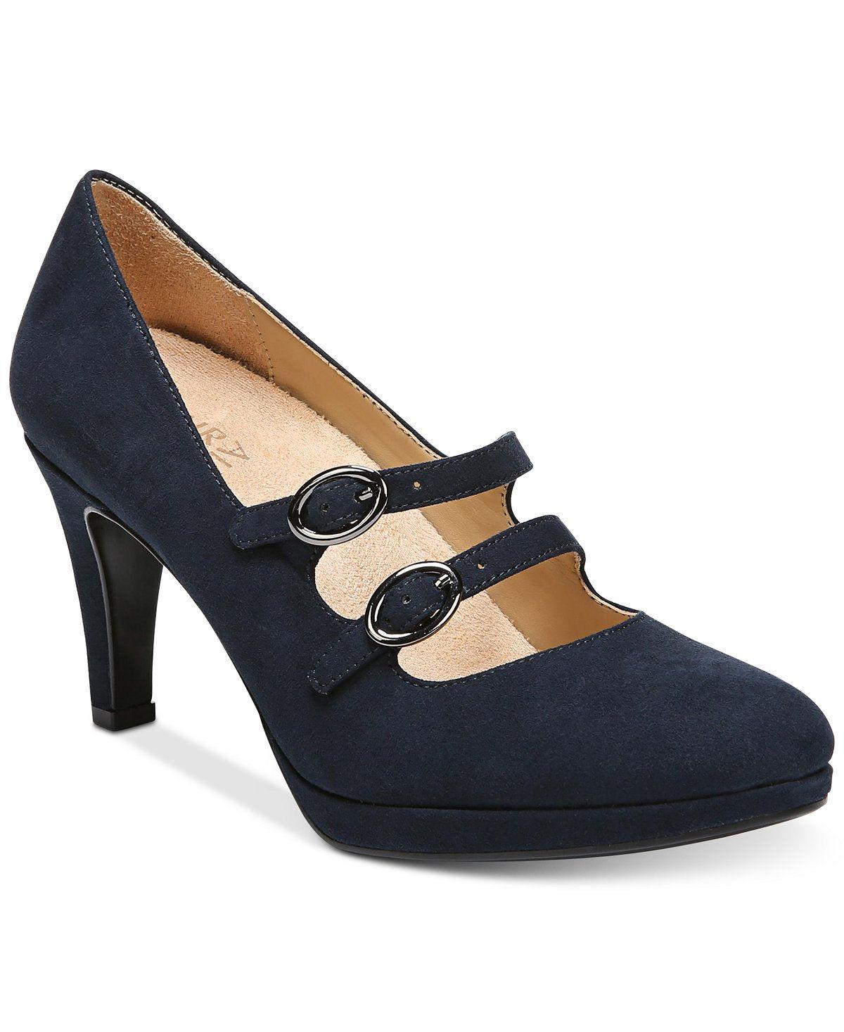 add8ecba2fab Naturalizer Prudence Pumps - Pumps - Shoes - Macy s