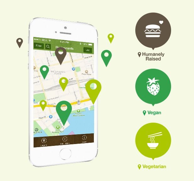 Mobile App To Find Veg Food Near You Mobile App App Iphone Apps