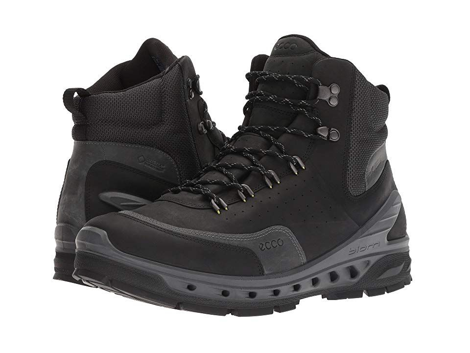 a4639e6c0 ECCO Sport Biom Venture TR GTX (Black/Dark Shadow) Men's Hiking ...