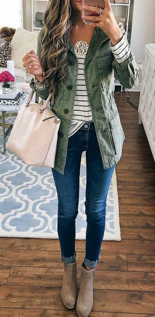 Trendy Casual Fall Outfits To Try When You have Nothing to Wear #casualfalloutfits