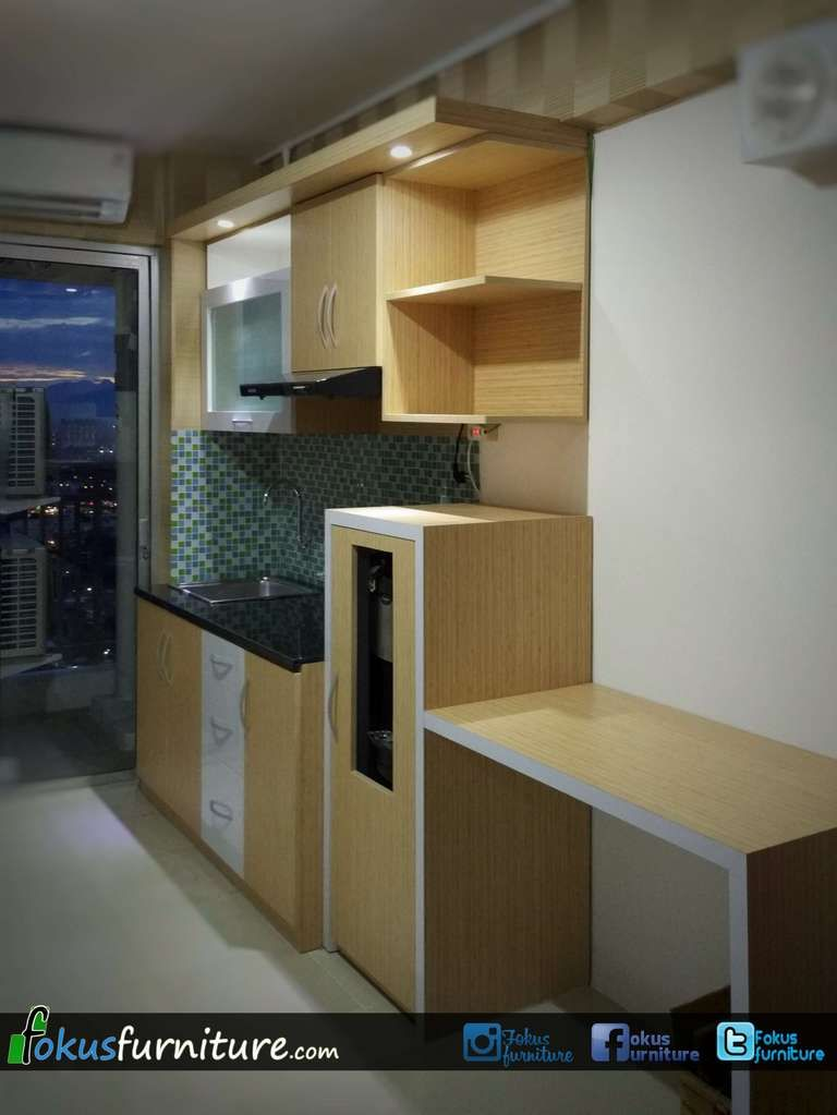 Kitchen Set Apartemen From Links Kitchen Sets Furniture