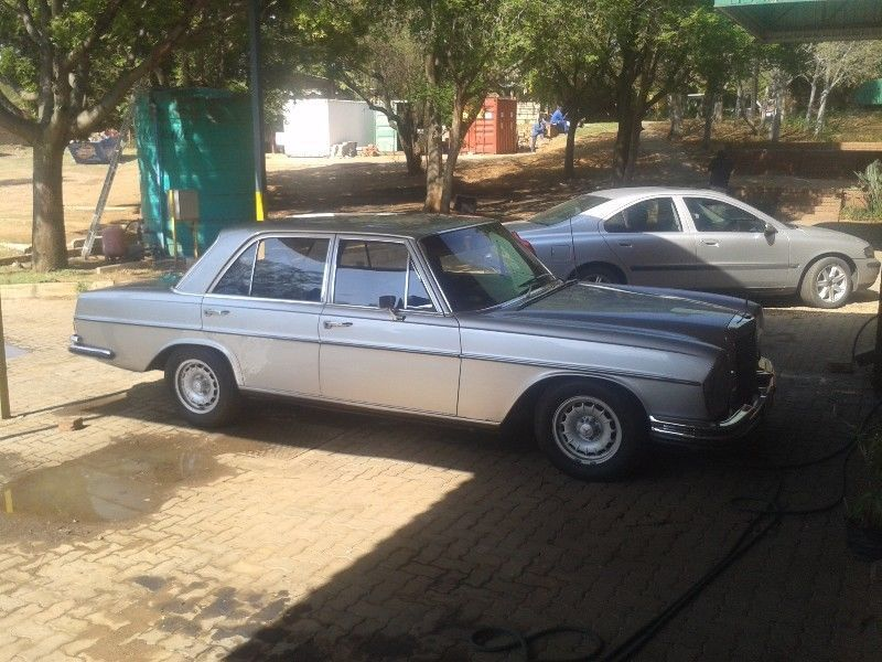 CLASSIC MERCEDES BENZ COLLECTORS ITEM | Eastern Pretoria | Gumtree South  Africa | 143968037