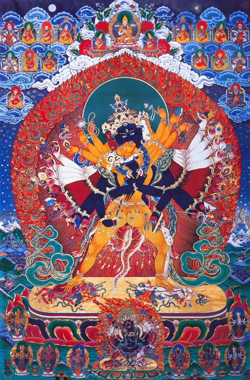 Тибетская Тантра | Тантра, Тибетское искусство и Буддийское искусство