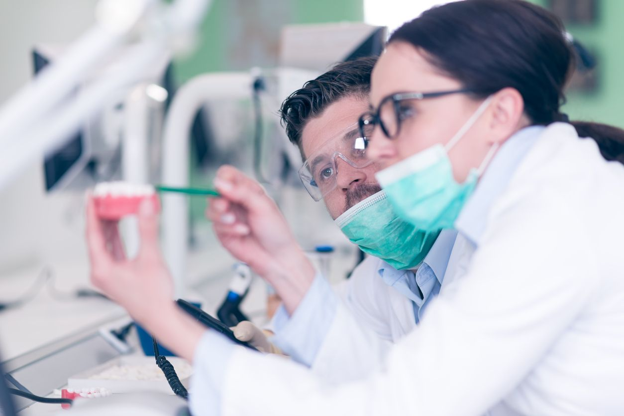 Preventative Care. Regular Dental Hygiene Dental